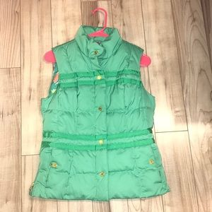 """Lilly Pulitzer """"Kate"""" Puffer Vest"""
